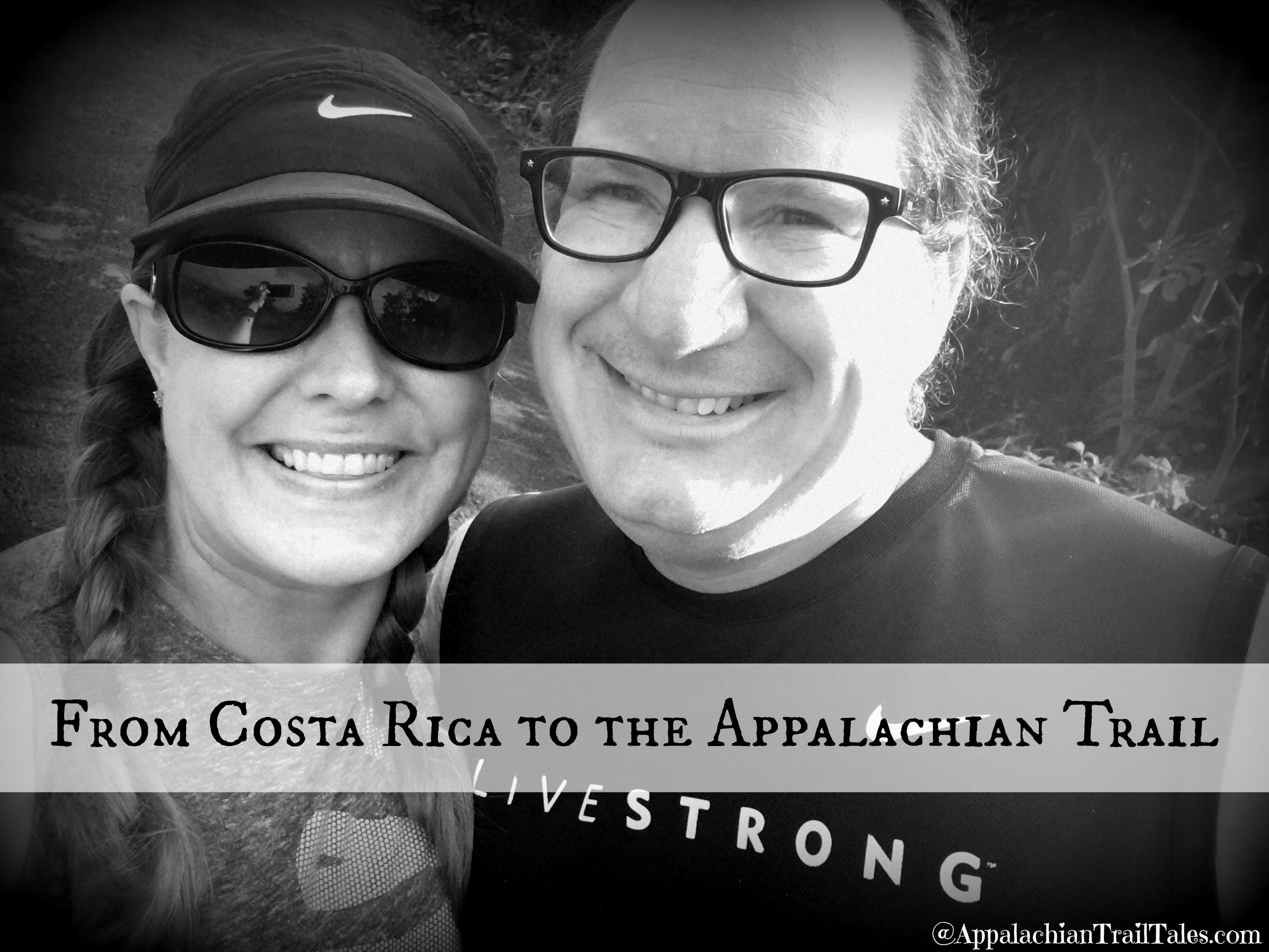 From Costa Rica to the Appalachian Trail