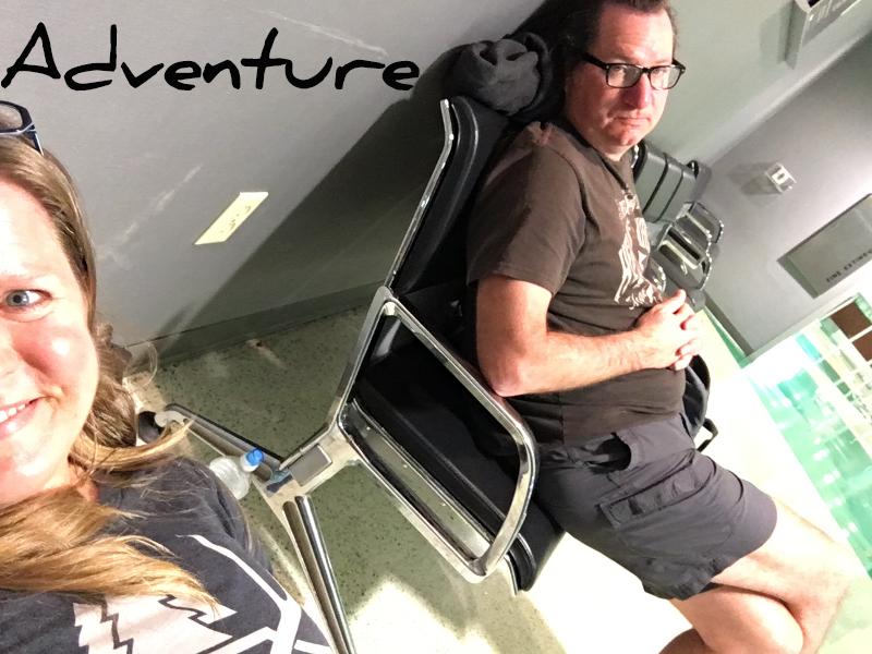 Travel Trash--aka, Hiker Trash