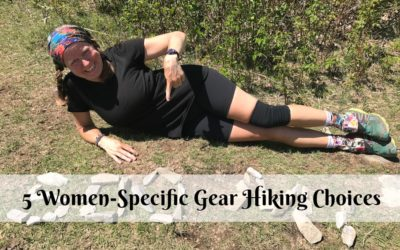 5 Women-Specific Gear Hiking Choices