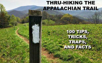 THRU-HIKING THE APPALACHIAN TRAIL