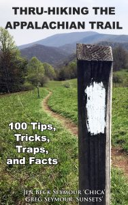 HRU-HIKING THE APPALACHIAN TRAIL – 100 Tips, Tricks, Traps, and Facts