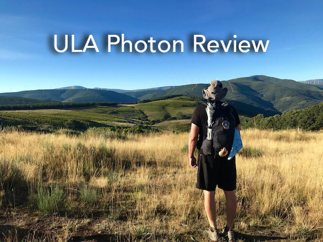 ULA Photon Backpack Review